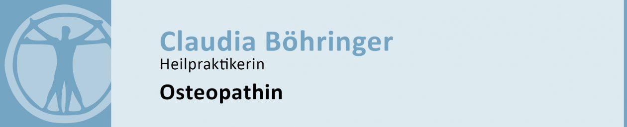 Claudia Böhringer